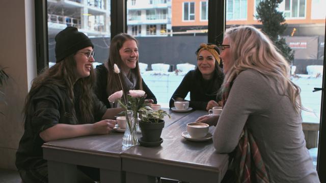 Épisode 4 - Être une femme d'aujourd'hui, pas facile!